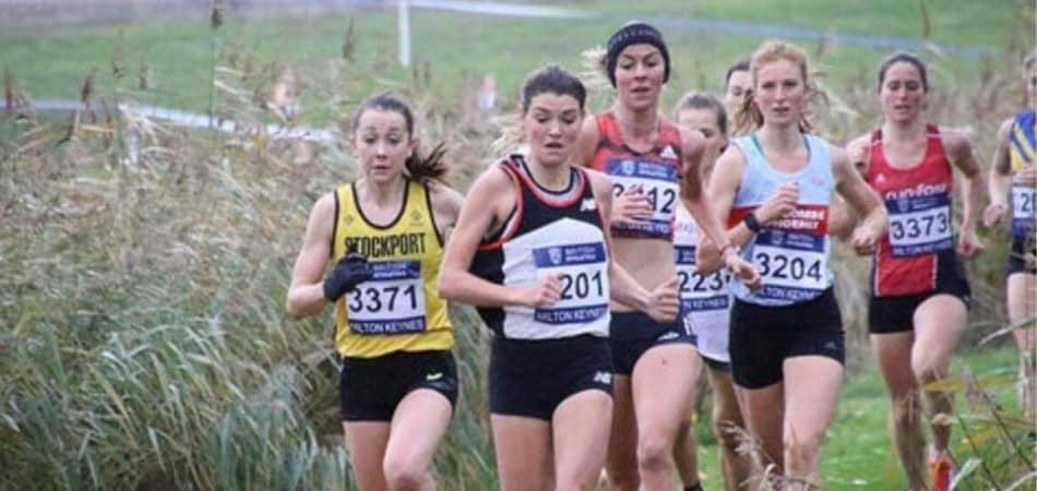 Senior Women's Race - Pippa
