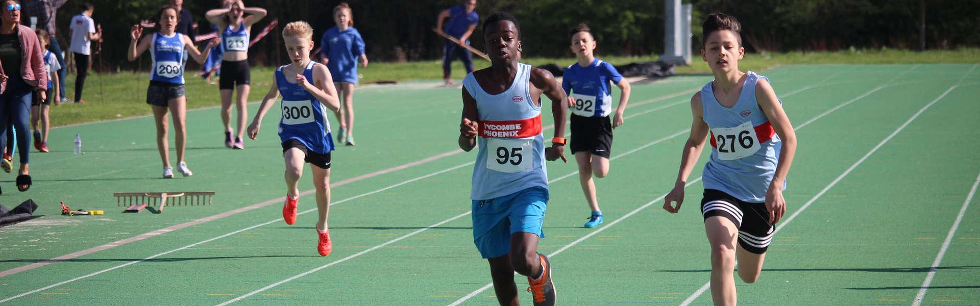 1500m run