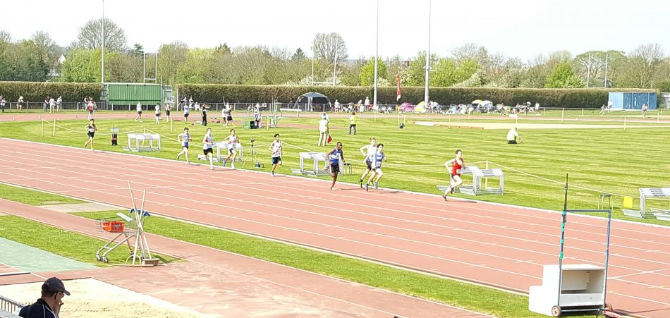 2018 Lower YDL 1 Bedford Track View