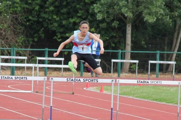 UYDL Hillingdon 26May19 Hurdles